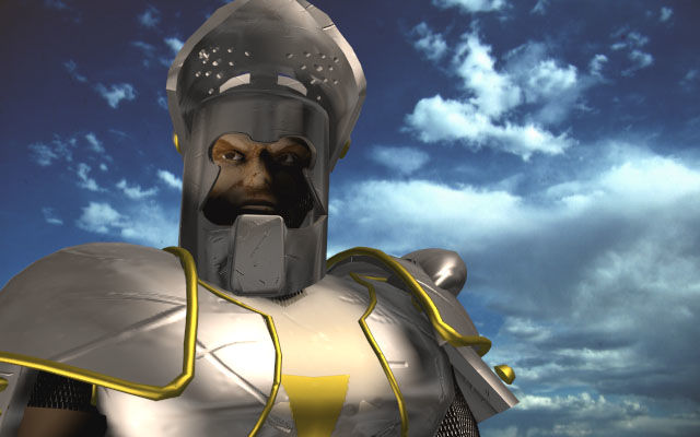 Captures d'écran de Warcraft II